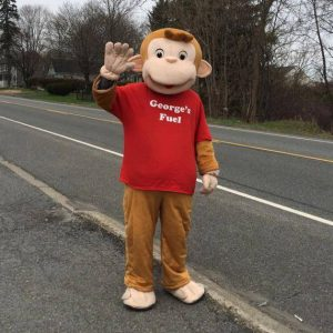 georges home heating oil monkey